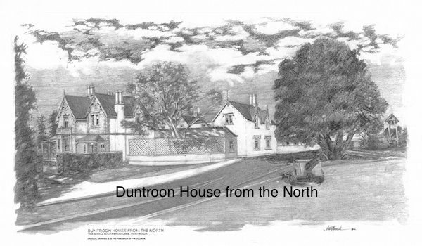 Duntroon House from the North $60