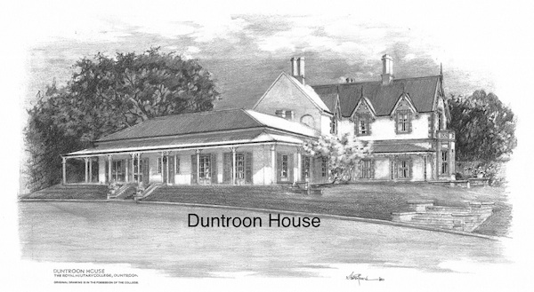 Duntroon House $60