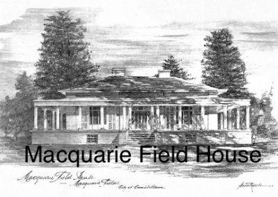 Macquarie Field House $15 (A4 print)