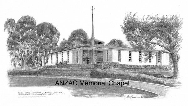 ANZAC Memorial Chapel $60