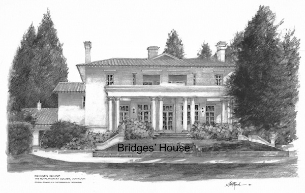 Bridges' House $60