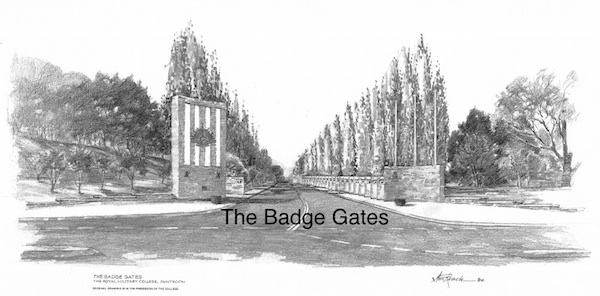 The Badge Gates $60