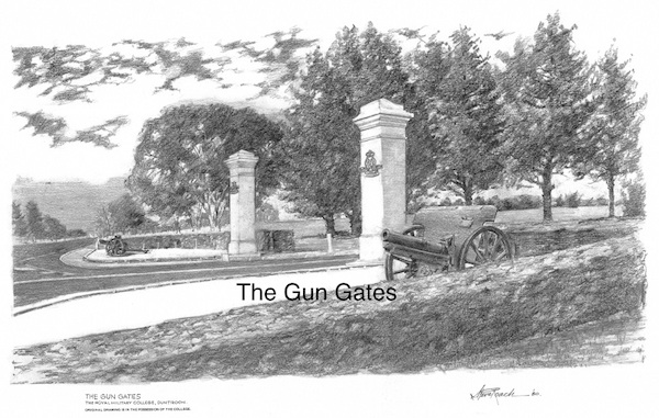 The Gun Gates $60