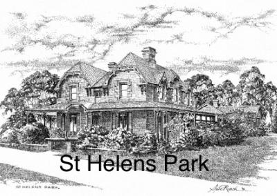 Steve Roach, St Helens Park $15 (A4 print)