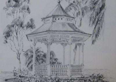 Rotunda Prince Alfred Park Parramatta $325
