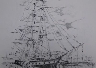 Tall Ship SOLD