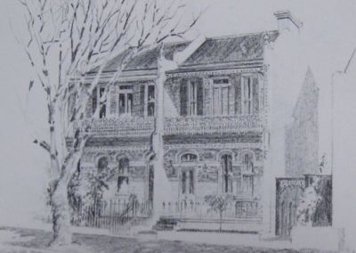 Terrace Houses Sydney $350