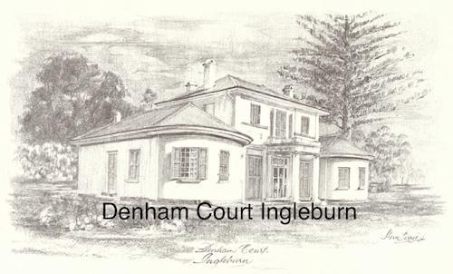Denham Court Ingleburn $15 (A4 print)