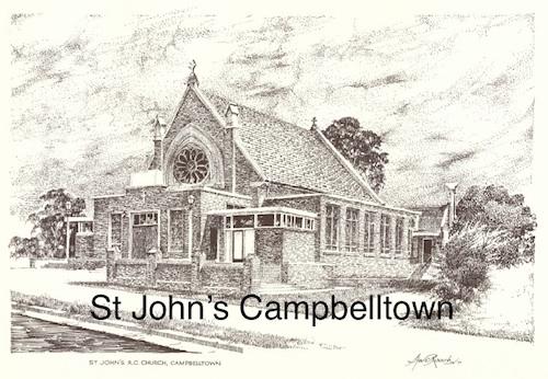 St John's Campbelltown $15 (A4 print)