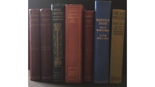 Vintage Books, various